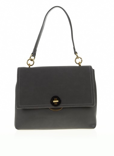 David Jones Clutch / El Çantası Gri